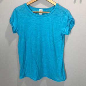 Women's Sz M Turquoise We the Free T Shirt